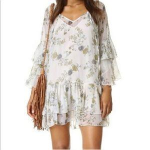 (Free People) Boho sunsetter Tunic Dress
